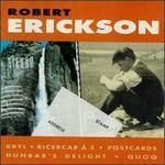 Music of Robert Erickson