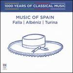 Music of Spain: Falla, Albéniz, Turina