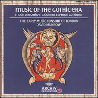 Music of the Gothic Era - Early Music Consort of London