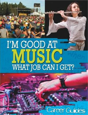 Music What Job Can I Get? - Spilsbury, Richard