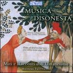Musica Disonesta: Mitti e Racconti dell'Umanesimo
