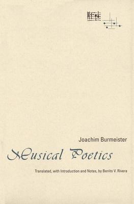 Musical Poetics - Burmeister, Joachim