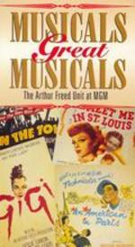 Musicals Great Musicals: The Arthur Freed Unit at MGM