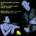Musik für Saxophon aus Berlin, Vol. 2