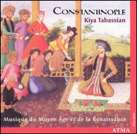 Musique du Moyen Age et de la Rennaissance - Constantinople; Kiya Tabassian (setar)