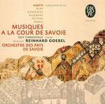 Musiques a la cour de Savoie