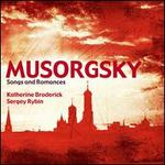 Musorgsky: Songs and Romances