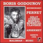 Mussorgsky: Boris Godounov