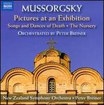 Mussorgsky: Pictures at an Exhibition; Songs and Dances of Death; The Nursery