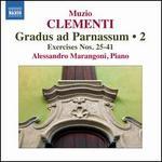 Muzio Clementi: Gradus ad Parnassum, Vol. 2