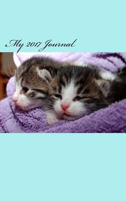 My 2017 Journal: A 5 X 8 Blank Journal - Books, Inspirational Motivational