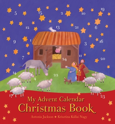 My Advent Calendar Christmas Book - Jackson, Antonia