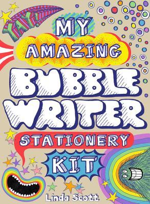 My Amazing Bubble Writer Stationery Kit - Scott, Linda