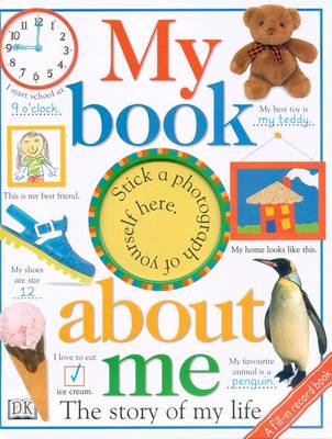 My Book about ME - Jenkins, Sandra