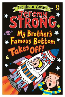 My Brother's Famous Bottom Takes Off! - Strong, Jeremy