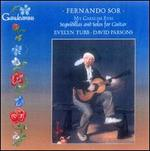 My Careless Eyes: Songs and Guitar Music by Fernando Sor