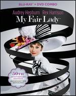 My Fair Lady [50th Anniversary Edition] [3 Discs] [Blu-ray/DVD]