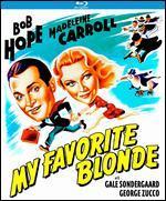 My Favorite Blonde [Blu-ray]