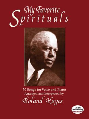My Favorite Spirituals - Hayes, Roland