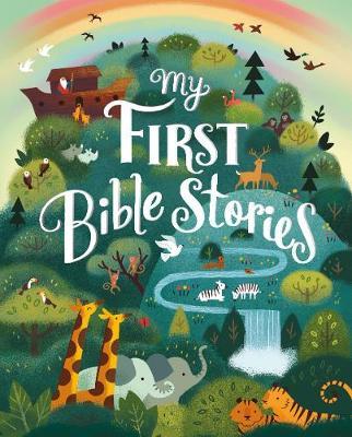 My First Bible Stories - Parragon Books Ltd