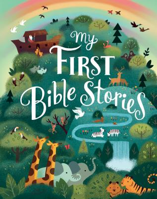 My First Bible Stories - Parragon Books (Editor)