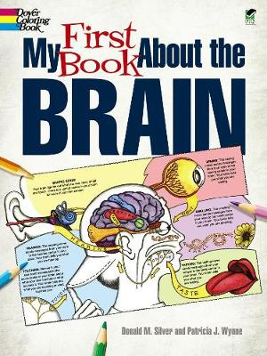 My First Book about the Brain - Wynne, Patricia J, Ms., and Silver, Donald M