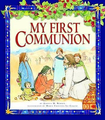 My First Communion - Burrin, Angela M., and Doggett, Sue