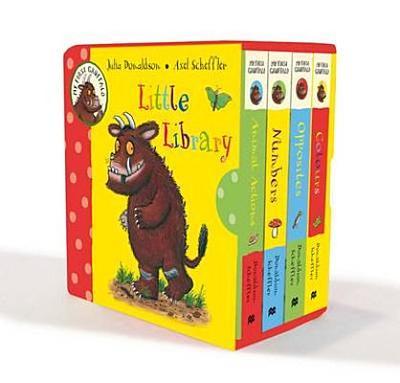 My First Gruffalo Little Library - Donaldson, Julia