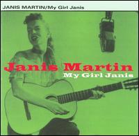 My Girl Janis - Janis Martin