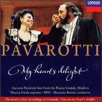 My Heart's Delight - Luciano Pavarotti (tenor); Nuccia Focile (soprano); Royal Philharmonic Orchestra
