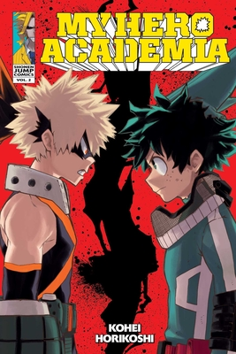 My Hero Academia, Vol. 2 - Horikoshi, Kouhei
