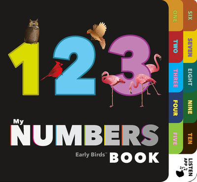 My Numbers Book - Mitter, Patricia, and Chu, Miyoko (Editor)