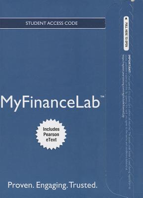 Myfinancelab - Titman, Sheridan, and Keown, Arthur J