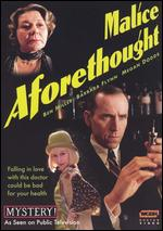 Mystery: Malice Aforethought - David Blair