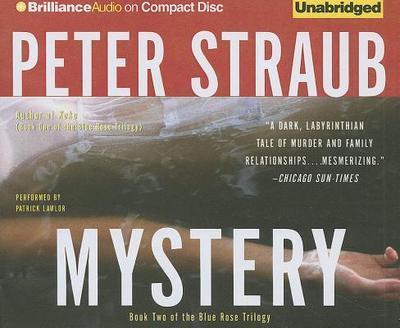 Mystery - Straub, Peter, and Lawlor, Patrick Girard (Performed by)