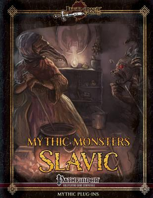 Mythic Monsters: Slavic - Games, Legendary