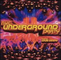 N.Y.C. Underground Party - Louie DeVito