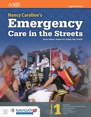 Nancy carolines emergency care in the streets book by aaos 4 nancy carolines emergency care in the streets book by aaos 4 available editions alibris books fandeluxe Image collections
