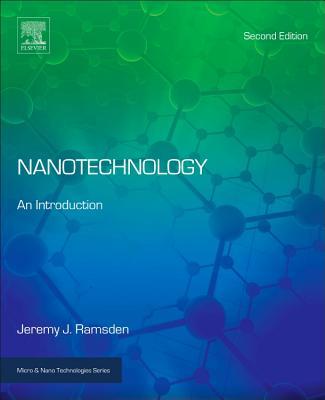 Nanotechnology: An Introduction - Ramsden, Jeremy