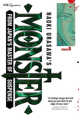 Naoki Urasawa's Monster: Volume 9 -