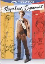 Napoleon Dynamite [P&S] [2 Discs] [Blu-ray/DVD]