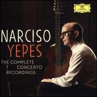 Narciso Yepes: The Complete Concerto Recordings - Godelieve Monden (guitar); Monique Frasca-Colombier (violin); Narciso Yepes (guitar)
