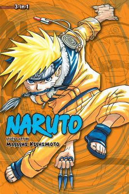 Naruto (3-In-1 Edition), Vol. 2: Includes Vols. 4, 5 & 6 - Kishimoto, Masashi