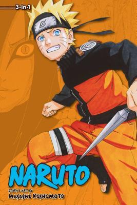 Naruto 3-In-1 V11: Includes Vols. 31, 32 & 33 - Kishimoto, Masashi
