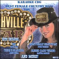 Nashville Star Best Female Country Hits, Vol. 2 - Karaoke