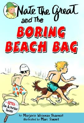 Nate the Great and the Boring Beach Bag - Sharmat, Marjorie Weinman
