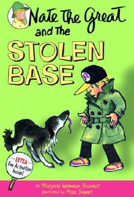 Nate the Great and the Stolen Base - Sharmat, Marjorie Weinman