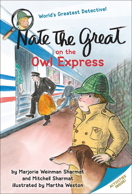 Nate the Great on the Owl Express - Sharmat, Marjorie Weinman, and Sharmat, Mitchell