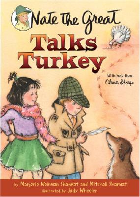 Nate the Great Talks Turkey - Sharmat, Marjorie Weinman, and Sharmat, Mitchell