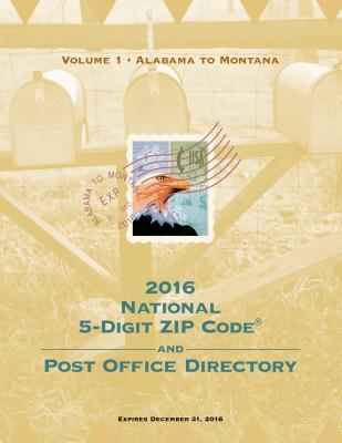 National 5-Digit Zip Code and Post Office Directory - U S Postal Service